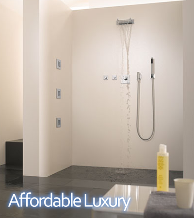 Affordable Luxury Bathrooms from TJ Howes Bathroom Fitters Sidcup